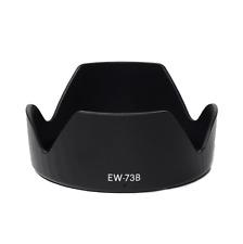 Nuevo Lens Hood EW-73B Para Canon EF18-135/f3.5-4.5 es EF-S 17-85/f4-5.6 IS USM