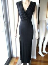 Polyester Formal Dresses for Women with Slit