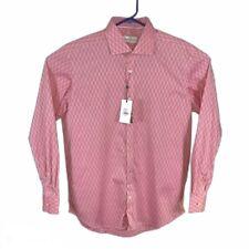 AUTH $268 Robert Graham Men/'s Waine Shirt M