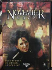 November Moon region 1 DVD (1985 German war drama movie) ** RARE **