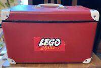 LEGO 890 - Valigia Vintage Rossa da Collezione (Storage Box Red Carrying Case)