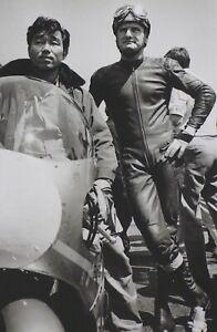MIKE HAILWOOD Isle of Man 1967 Motorcycle Grand Prix Jesse Alexander Photo Print
