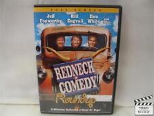 Redneck Comedy Roundup DVD FS Jeff Foxworthy, Ron White