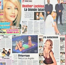 Tele 7 Jours Heather Locklear,Gabrielle Lazure,Shae Harrison