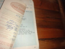 1969 SUNBEAM ALPINE FASTBACK [RAPIER]  V5 MEMORABILIA,NOT CANCELLED + OLD MOT