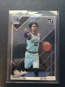 2019-20 Clearly Donruss #2 Ja Morant The Rookies Rc! 🔥