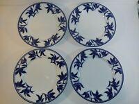 "Pier 1 Imports Beautiful 8 1/2"" Salad Plates (Ming Porcelain) Set of (4)"