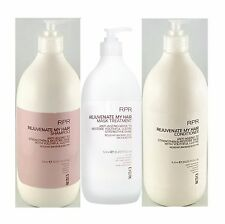 RPR Rejuvenate My Hair SHAMPOO,CONDITIONER & TREATMENT 1 LITRE TRIO