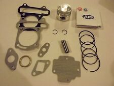 44mm piston assembly w/gaskets for GY6 60cc scooters