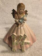 Josef Originals - 14th Birthday - Angel Figurine- Age Fourteen- Vintage