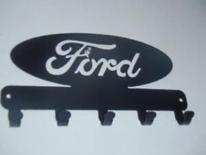 Ford Key Rack Metal Art