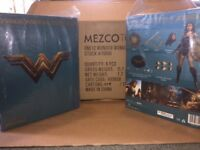 "Mezco One:12 Collective Wonder Woman Movie Gal Gadot 6"" Action figure New Sealed"