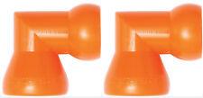 """(2) 1/2"""" 90° Elbow Fittings Loc-Line® USA Original Modular Hose System #51824"""