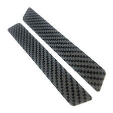 Real Carbon Fiber Saddlebag Reflector Black Out Kit For 2014 + Harley Road Glide