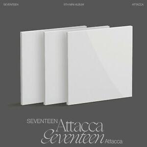 K-POP SEVENTEEN 9th Mini Album 'Attacca' [ 1 Photobook + 1 CD ] Op.1