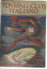 RIVISTA MENSILE DEL TOURING CLUB ITALIANO 5 MAGGIO 1914