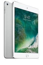 NEW Apple iPad mini 4 Wi-Fi 128GB Silver MK9P2X/A