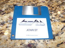 Beam Atari St (PC, 1989) Game 3.5 Inch Floppy Disc Disk (Near Mint)