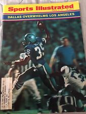 Sports Illustrated August 16, 1971. Dallas Overwhelms Los Angeles!