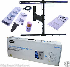 """SANUS SAV400-B2 (QLF110-B2) Full Motion 32 - 65"""" TV Wall Bracket Starter Kit"""