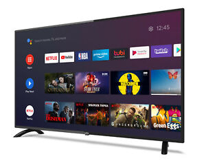 """CELLO 43"""" Inch Smart Android TV with Google Assistant & Freeview Play 3 x HDMI"""