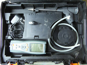 Testo 327-1 Gas Flue Analyser