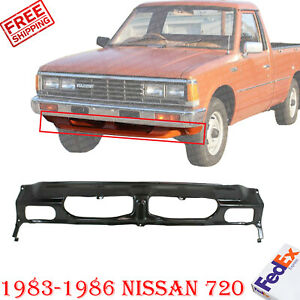 Front Lower Valance Panel Primed For 1983-1986 Nissan 720 Pickup Truck