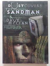 DUST COVERS: THE COLLECTED SANDMAN COVERS BOOK by DAVE McKEAN VERTIGO GAIMAN!