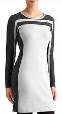 New- Athleta Size XL Boreal Gray Sweater Dress Nwt $118