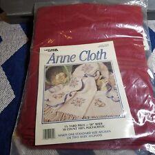 Cross Stitch Afghan Fabric