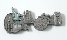 HARD ROCK CAFE *** BRUSSELS *** CITY SKYLINE SERIES MAGNET~ AWESOME !!