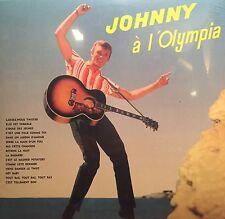 Johnny Hallyday – Johnny A L'Olympia NEW/SEALED DOL IMPORT VINYL LP