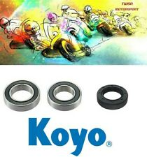 Genuine Koyo Yamaha XT 600 Front Wheel Bearings & Seal 1984 - 1995