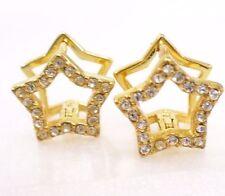 Bisutería de color principal oro de oro amarillo de cristal