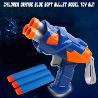 Kinder Spielzeugpistole für Kugelpfeile Runde Kopf Blasters//DE O1S7
