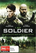 I Am Soldier * NEW DVD * (Region 4 Australia)