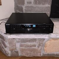 Tested Sony CDP-CE335 Digital Servo Optical Out 5-Disc CD Player Changer Vintage