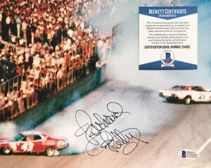 NASCAR Legend Richard Petty Signed Autographed 8x10 Photograph Beckett Certified