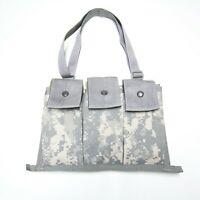 NEW Bandoleer Ammo Pouch 6 Mags per pouch Camo ACU NSN 8465-01-524-7309