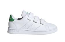 Adidas Niños Zapatillas para Correr Moda Infantiles Escuela Ventaja EF0223 Nuevo