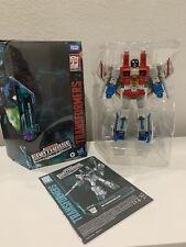 Transformers War for Cybertron WFC Earthrise Starscream