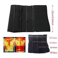 Slimming Belt Men Body Wrap Waist Shaper Girdle Adjustable Tummy Tuck Fat Slim