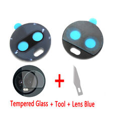 Back Rear Camera Cover Lens For Motorola Moto Z3 Play XT1929 Replacement Blue
