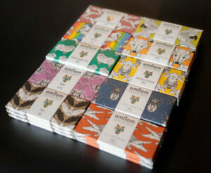 OMNOM Chocolate - Choose Your Favourite - 60 G - 4 Different - Iceland Gift