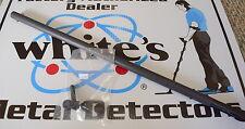 White's Lower Fiber Rod / Hardware for White's Metal Detectors