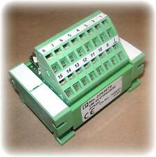 Module, Interface, VARIOFACE, DSub, 15 Position, Din Rail (NS 35/7.5) (New)