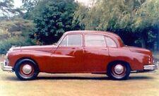 La Daimler Limo dr450 Majestic Major FRENO MASTER CYLINDER REPAIR GUARNIZIONI KIT 61 - 68