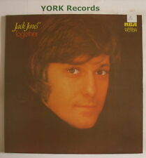 JACK JONES - Together - Excellent Condition LP Record RCA SF 8342