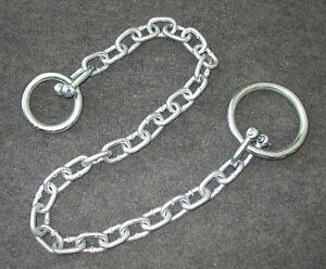 Mooring chain with rings                                         MOC001