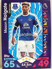 Match ATTAX 2016/17 premier League - #098 Mason Holgate-Everton